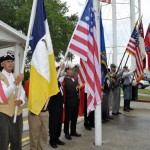 Event Page- Memorial day ceremony